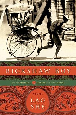 Rickshaw Boy By Lao, She/ Goldblatt, Howard (TRN)