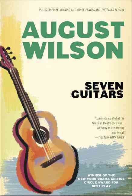 Seven Guitars By Wilson, August