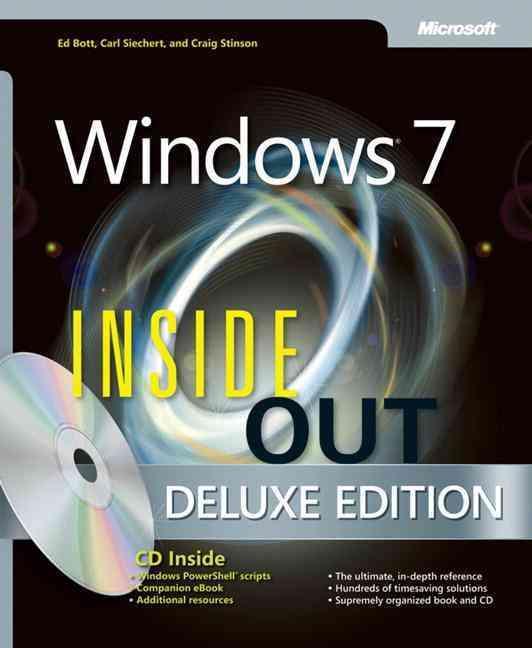 Windows 7 Inside Out By Bott, Ed/ Siechert, Carl/ Stinson, Craig